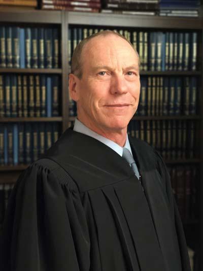 Judge Tom Mansfield